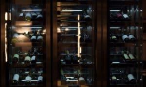 אחסון יין
